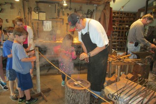 Blacksmithing 7