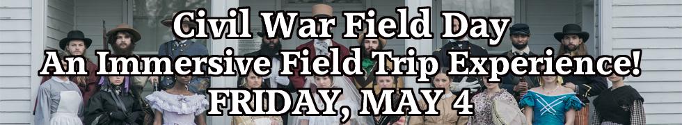 Field Day banner