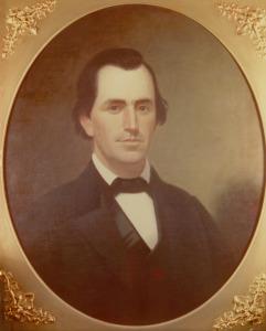 John Wornall Portrait