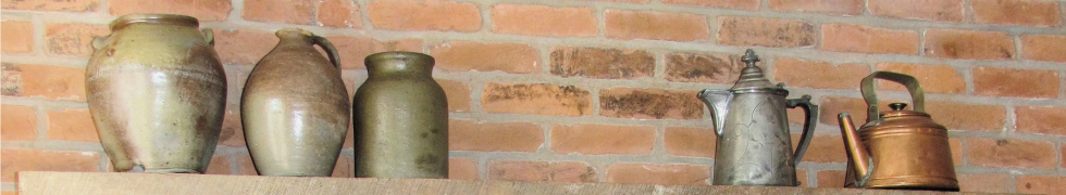 Alexander Majors House Mantle