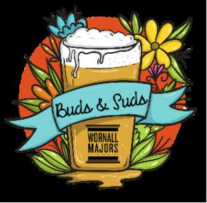 Buds & Suds Logo